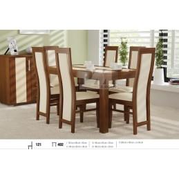 Esstisch mit 6 Stühlen...
