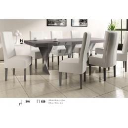 Esstisch mit 8 Stühlen...